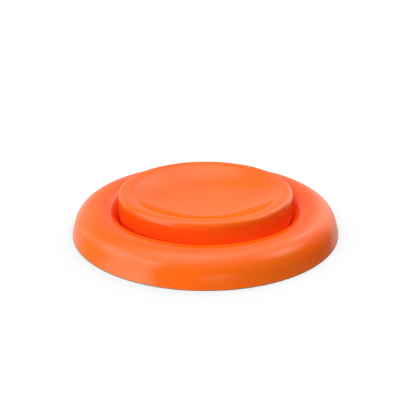 Orange Button Object