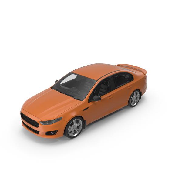 Orange Car PNG & PSD Images