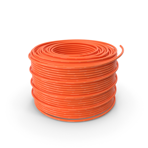 Orange Electrical Conduit PNG & PSD Images