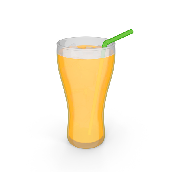 Orange Soda Cartoon PNG & PSD Images