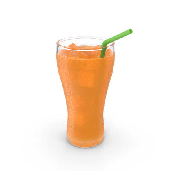 Orange Soda PNG & PSD Images