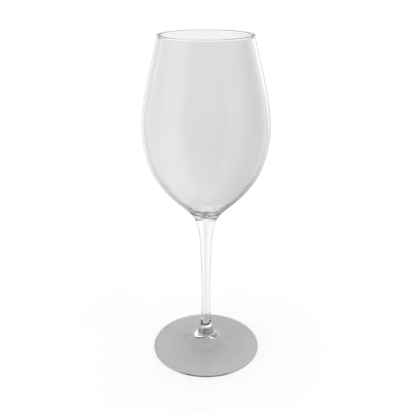 Oregon White Wine Glass PNG & PSD Images