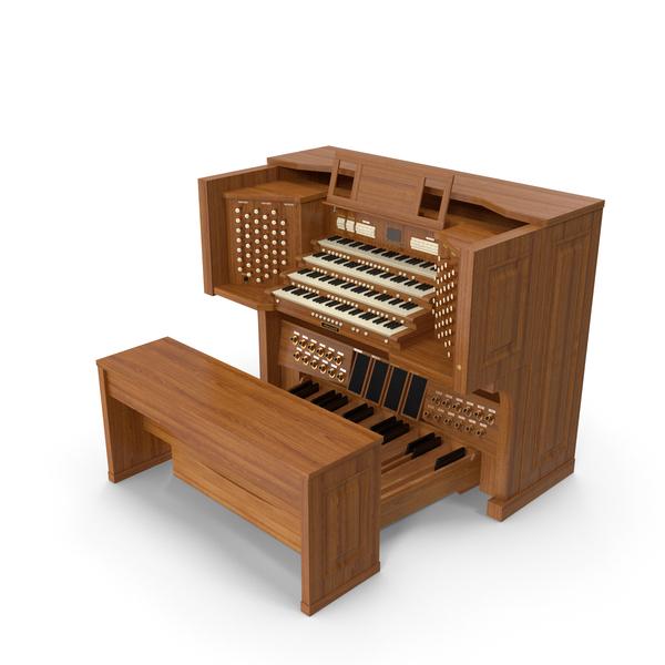 Organ Piano PNG & PSD Images