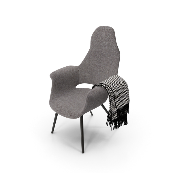 Organic Highback Chair Vitra PNG & PSD Images