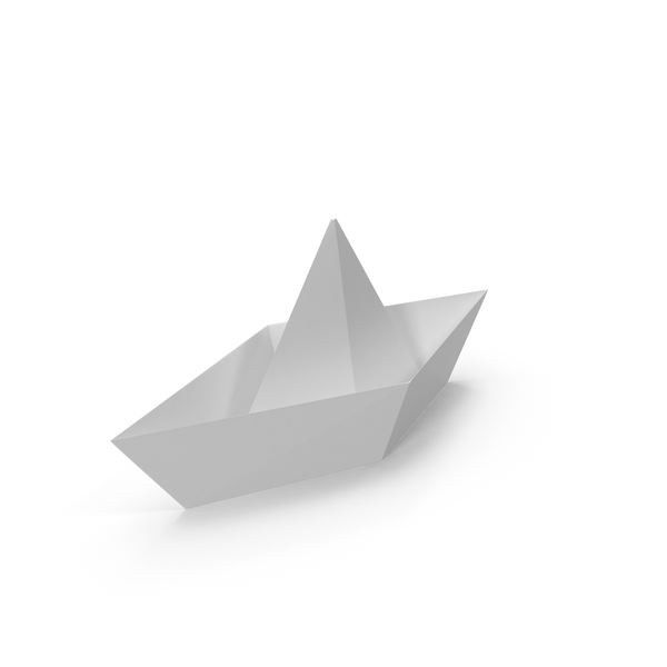 Origami Boat PNG & PSD Images