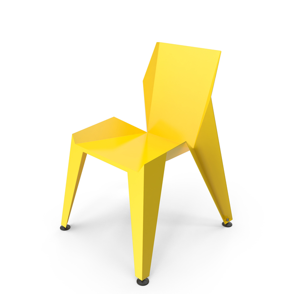 Origami Chair PNG & PSD Images