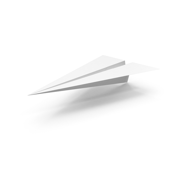 Origami Plane PNG & PSD Images