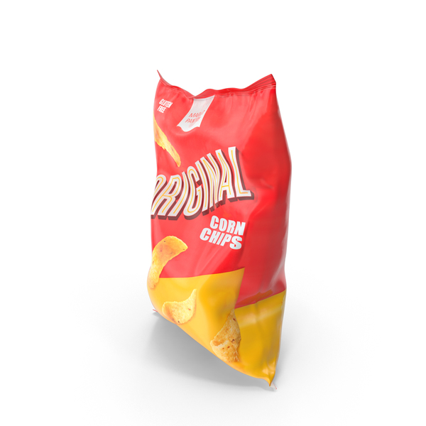 Original Corn Chips PNG & PSD Images
