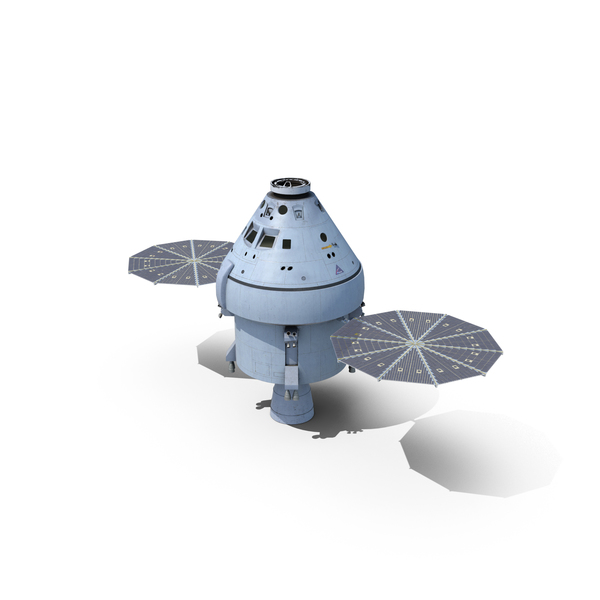 Orion Spacecraft PNG & PSD Images
