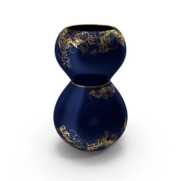 Ornate Vase PNG & PSD Images