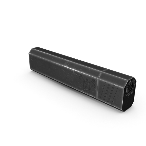 Osprey suppressor PNG & PSD Images