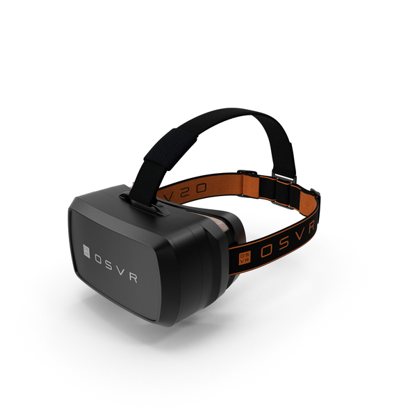 Virtual Reality Goggles: OSVR Headset PNG & PSD Images