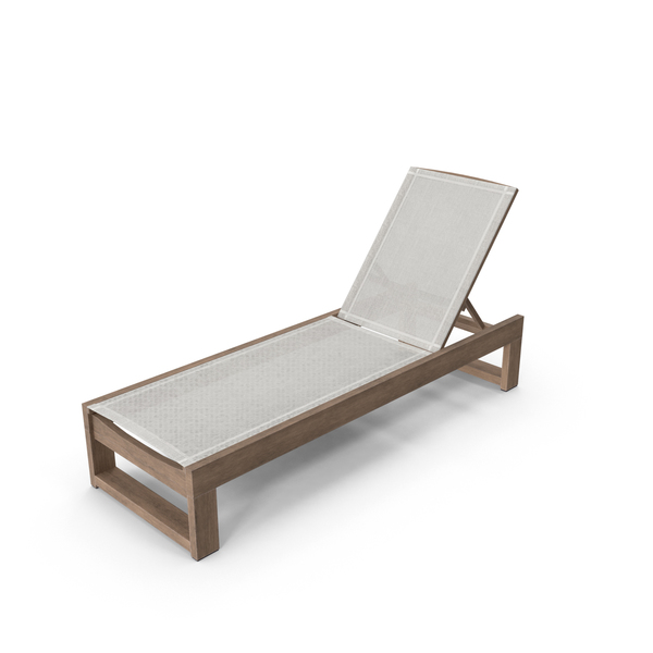 Outdoor Chaise 03 PNG & PSD Images