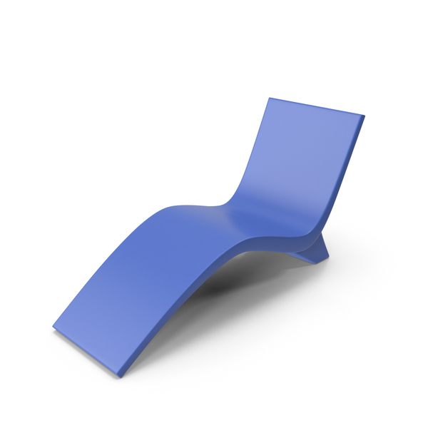 Outdoor Chaise Lounge Object