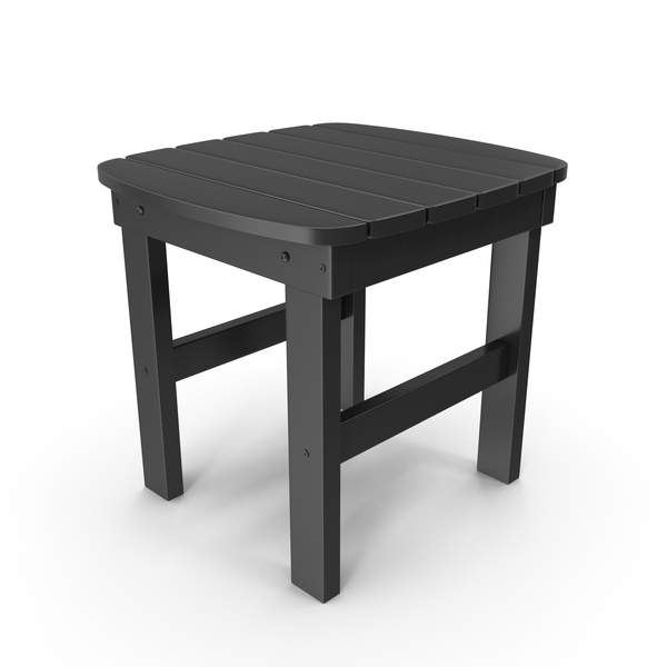 End: Outdoor Side Table PNG & PSD Images