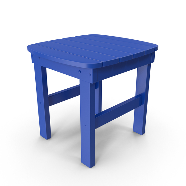 Outdoor Side Table PNG & PSD Images