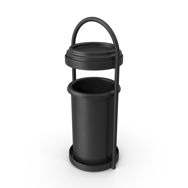 Outdoor Trashcan PNG & PSD Images