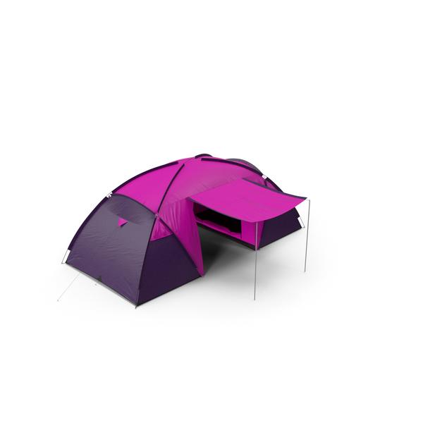 Outdoor Trekking Tent PNG & PSD Images