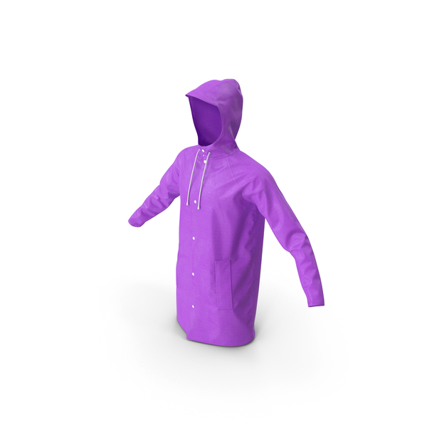Outdoor Waterproof Raincoat Jacket PNG & PSD Images