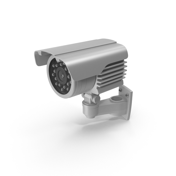 Outdoor Waterproof Security Camera PNG & PSD Images