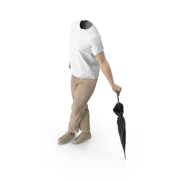 Man: Outfit Beige PNG & PSD Images
