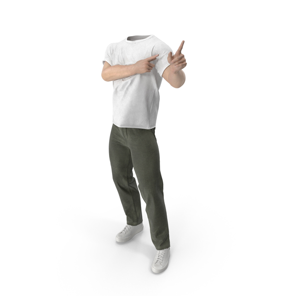Man: Outfit PNG & PSD Images