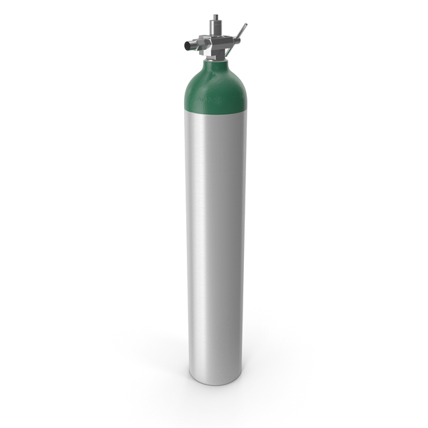 Oxygen Cylinder E Tank PNG & PSD Images
