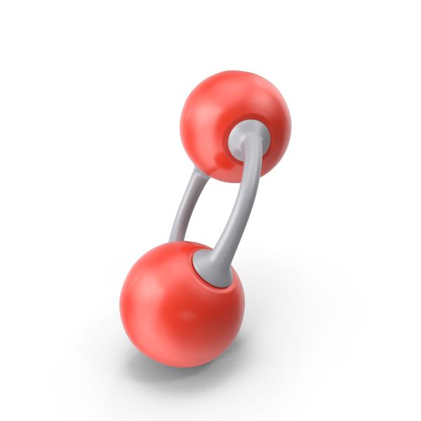 Oxygen Molecule PNG & PSD Images