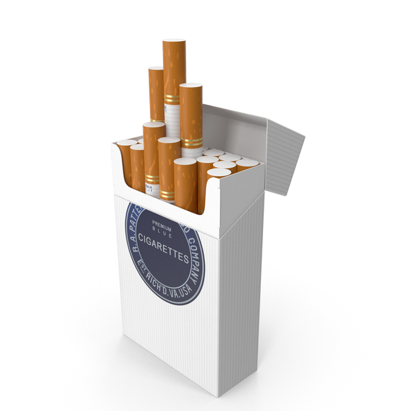 Pack of Cigarettes PNG & PSD Images