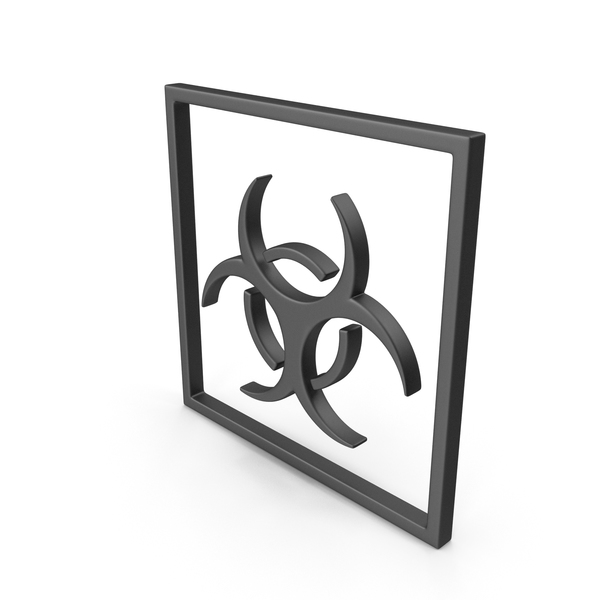 Symbols: Packaging Symbol Biohazard PNG & PSD Images