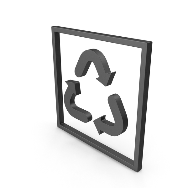 Symbols: Packaging Symbol Recycle PNG & PSD Images