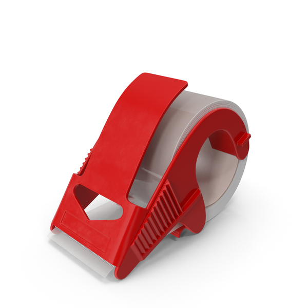 Packing Tape Dispenser Object