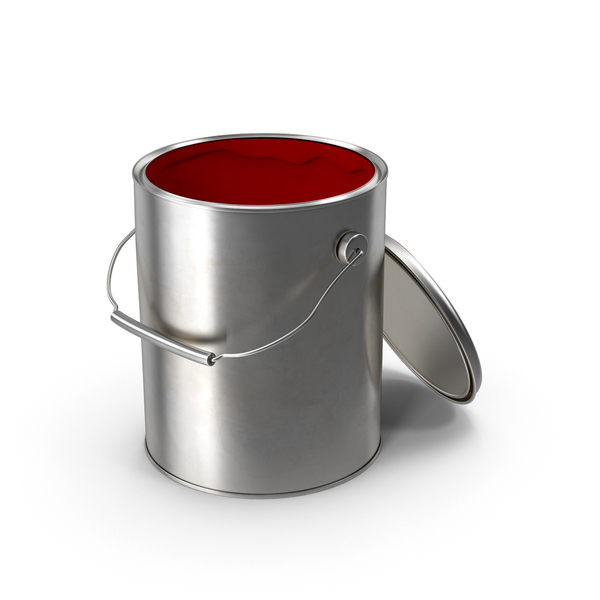 Paint Can PNG & PSD Images