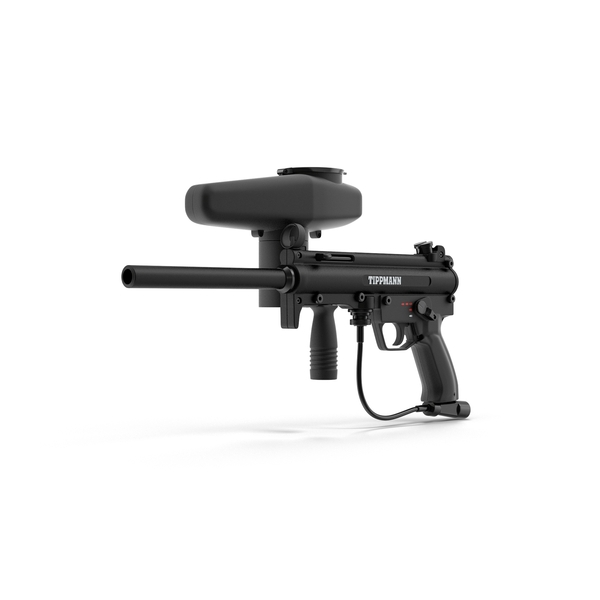 Paintball Gun Object