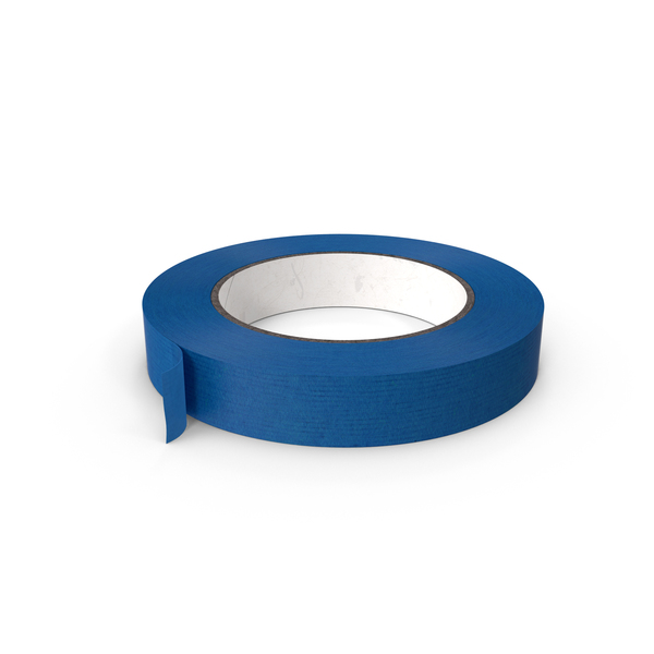 Painter's Tape PNG & PSD Images