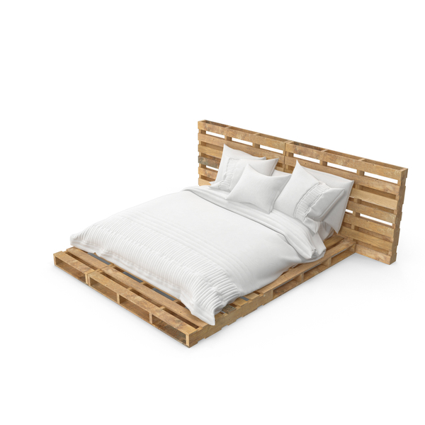 Pallet Bed PNG & PSD Images