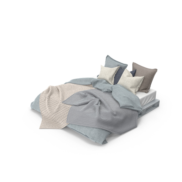 Pallet Bed Set PNG & PSD Images
