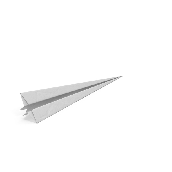 Paper Airplane PNG & PSD Images