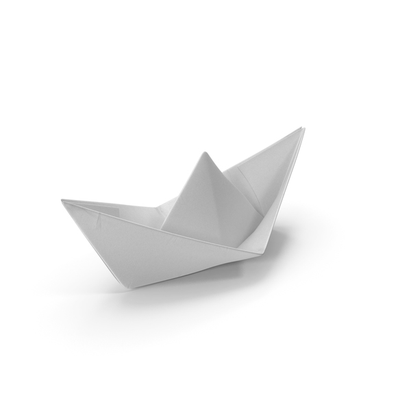 Paper Boat PNG & PSD Images