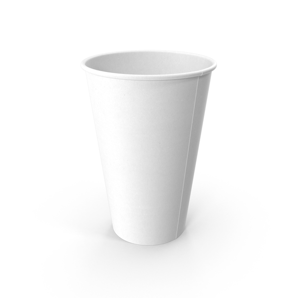 Paper Cup Empty PNG & PSD Images