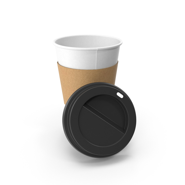 Coffee: Paper Cup Empty PNG & PSD Images
