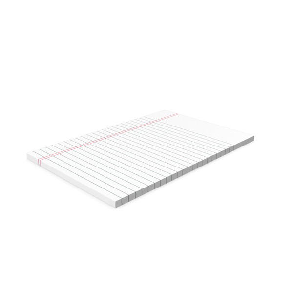 Paper Pad PNG & PSD Images