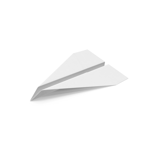 Airplane: Paper Plane PNG & PSD Images