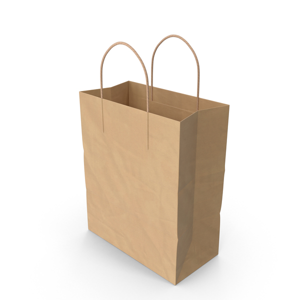 paper shopping bag with paper handle png images amp psds for