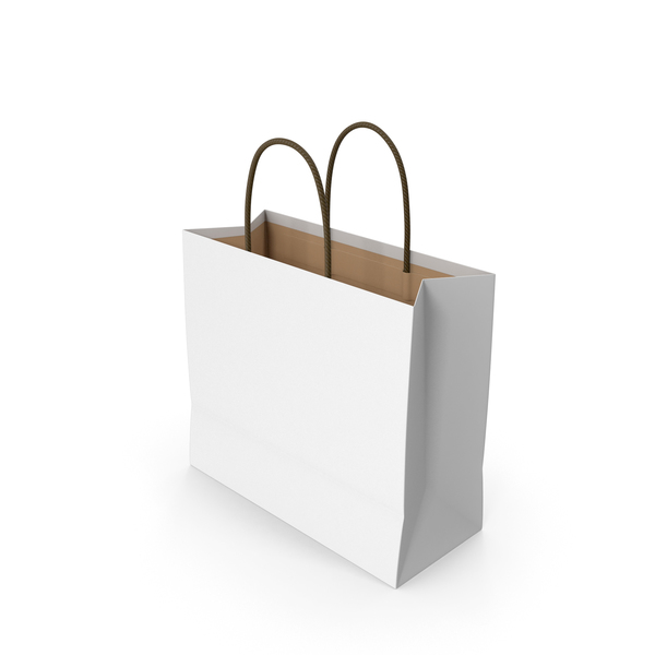 Paper Shopping Bag PNG & PSD Images