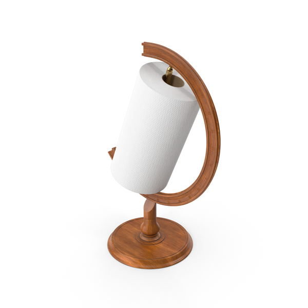 Paper Towel Holder PNG & PSD Images