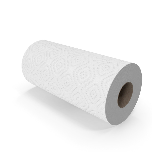 Paper Towel Lying PNG & PSD Images