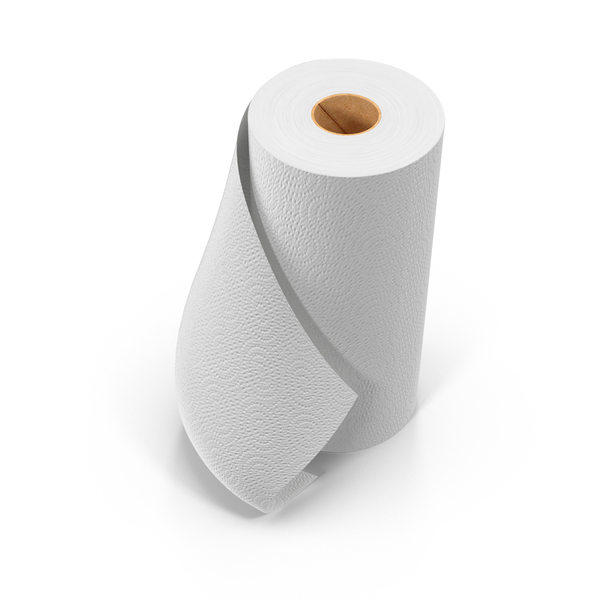 Paper Towel Roll PNG & PSD Images