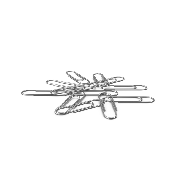 Paperclips PNG & PSD Images