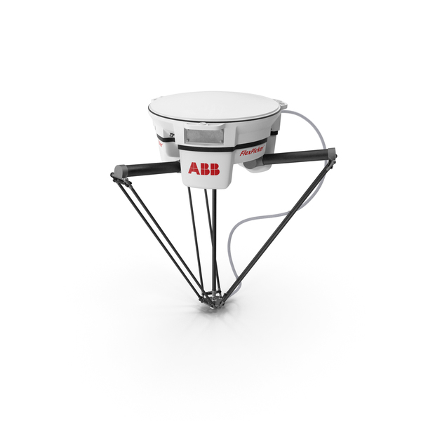Parallel Robot ABB IRB 360 Flexpicker PNG & PSD Images